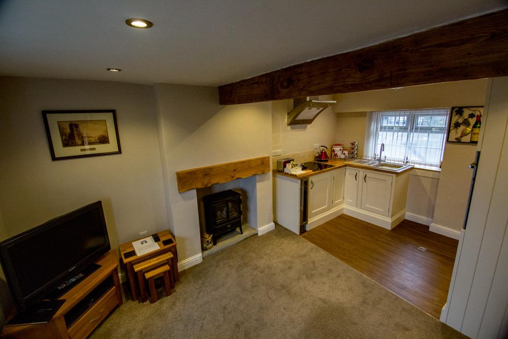 Owl Cottage, Haworth